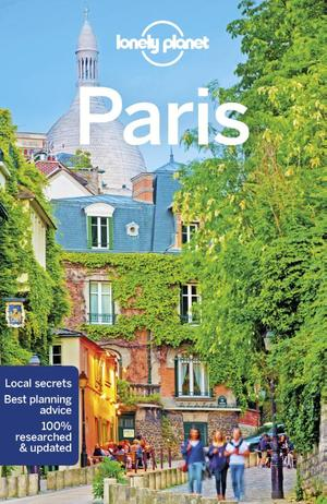 Paris 12 city guide + map