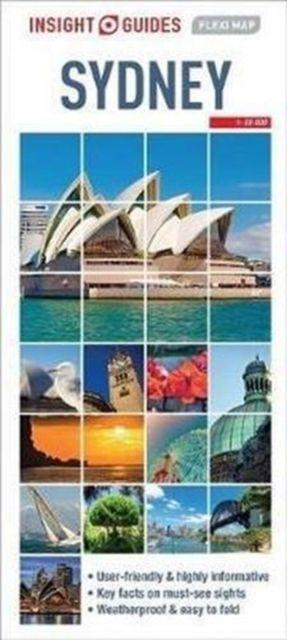 Insight Guides Flexi Map Sydney