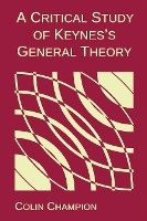 Critical Study Of Keynes's General Theory
