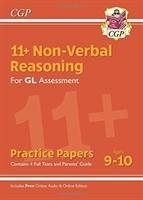 New 11+ Gl Non-verbal Reasoning Practice Papers - Ages 9-10 (with Parents' Guide & Online Edition)