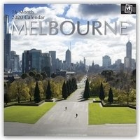 Melbourne 2020 - 16-Monatskalender
