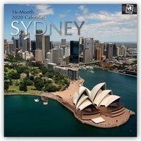 Sydney 2020 - 16-Monatskalender