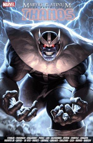 Marvel Platinum: The Definitive Thanos
