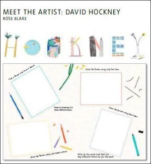 Meet the Artist: David Hockney