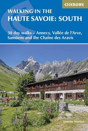 Walking In The Haute Savoie: South
