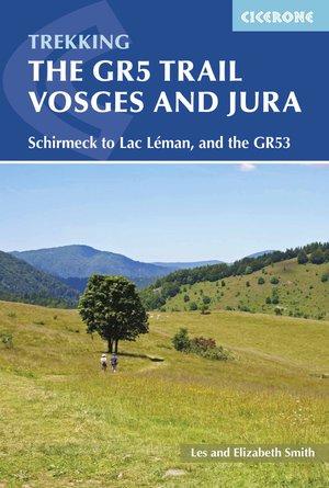 GR5 Trail Vosges & Jura / Schirmeck to Lac Leman / GR53