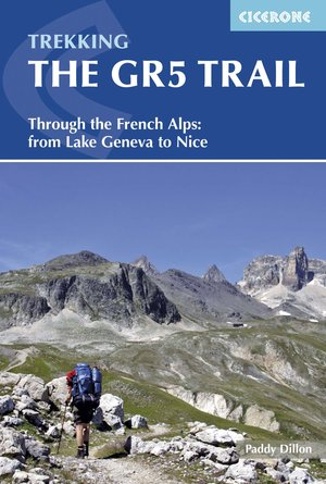 GR5 Trail through the Fr. Alps from Lake Geneva to Nice