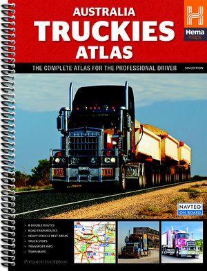 Australia Truckies Atlas