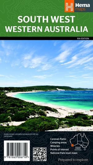 South West Western Australia 1 : 700 000