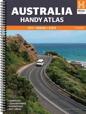 Australia Handy Atlas B5