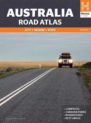 Australia Road Atlas