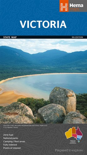 Victoria State National Park  1 : 850 000