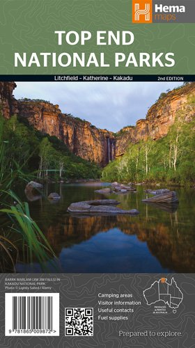 Top End Np Litchfield-katherine-kakadu