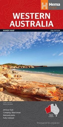 Western Australia State Np Handy