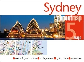 PopOut Map Sydney Double
