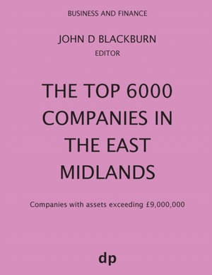 Top 6000 Companies In The East Midlands