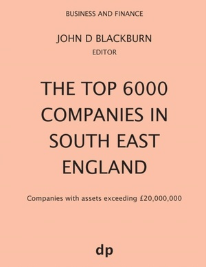 Top 6000 Companies In South East England
