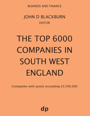 Top 6000 Companies In South West England