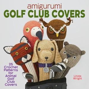 Amigurumi Golf Club Covers