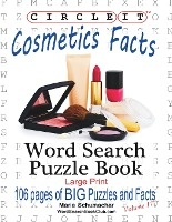 Circle It, Cosmetics Facts, Word Search, Puzzle Book