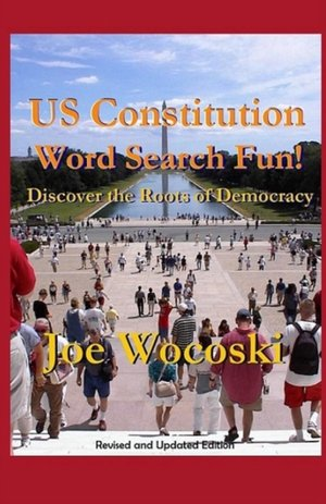 Us Constitution Word Search Fun!