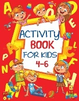 Activity Book For Kids 4-6