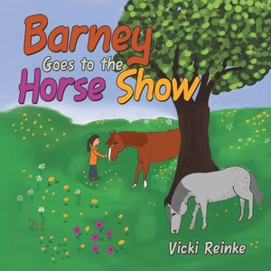 Barney Goes To The Horse Show