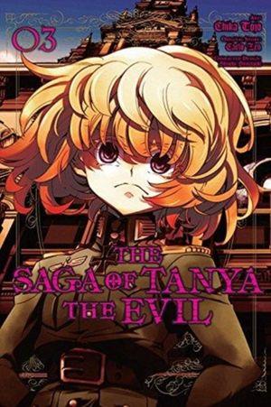 Saga Of Tanya The Evil, Vol. 3 (manga)