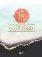 Moonsight Planner - Moon Phase Biz Calendar - 2019 (12-month Weekly- Moonstone)