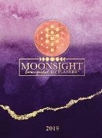 Moonsight Planner - Moon Phase Biz Calendar - 2019 (12-month Weekly- Amethyst)