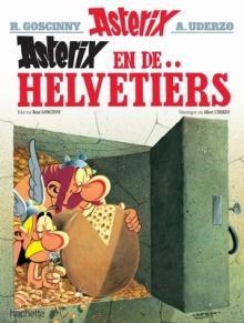 Asterix & Obelix 16 - De Helvetiers