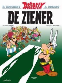 Asterix & Obelix 19 - De Ziener