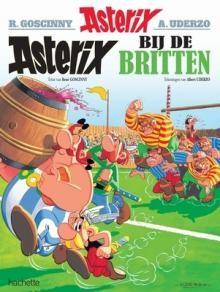 Asterix & Obelix 08 - Bij De Britten