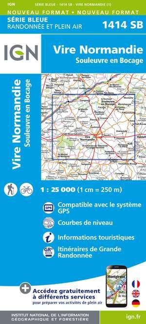 Vire Normandie / Souleuvre en Bocage