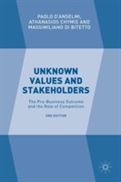 Unknown Values and Stakeholders