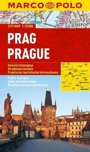 Marco Polo Praag Cityplan