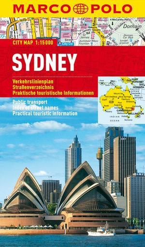 Marco Polo Sydney Cityplan