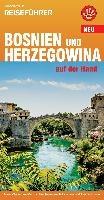 Bosnien und Herzegowina auf der Hand