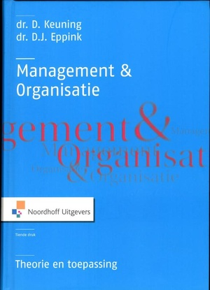 Management en organisatie