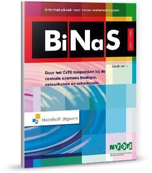 BINAS informatieboek voor Havo/VWO 6e druk