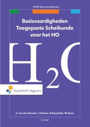 Basisvaardigheden toegepaste scheikunde voor het HO