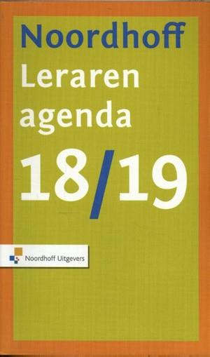 Noordhoff Lerarenagenda 2018-2019