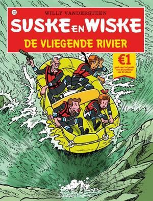 Suske en Wiske - De vliegende rivier