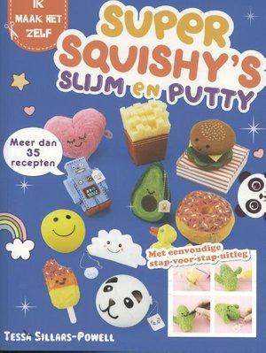 Super squishy's slijm en putty