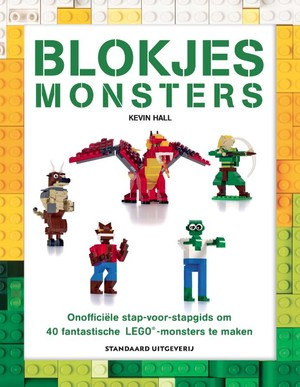 Blokjes monsters