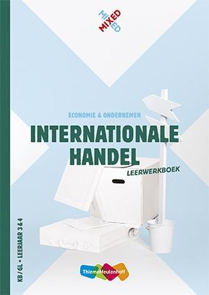 Mixed vmbo Internationale handel Leerwerkboek