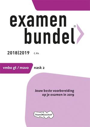 Examenbundel - vmbo-gt/mavo NaSk2 2018/2019