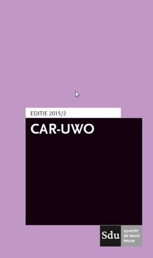 CAR-UWO - 2015/2