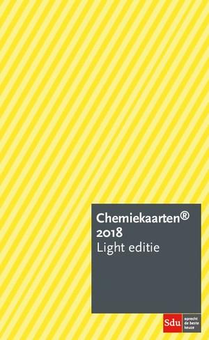 Chemiekaarten Light 2018