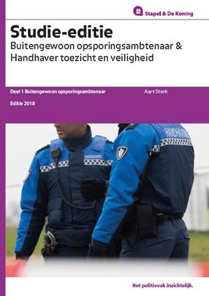 Buitengewoon opsporingsambtenaar & handhaver toezicht en veiligheid (set) - 2018